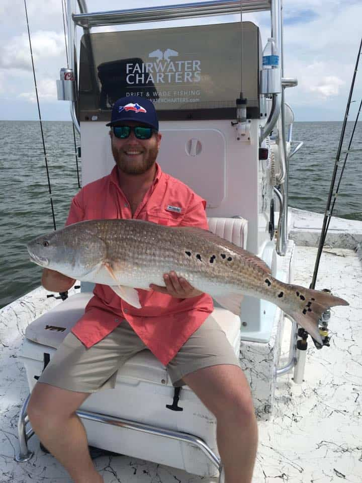 redfish port mansfield fishing guide